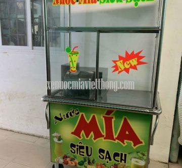 Máy ép nước mía Việt Thống