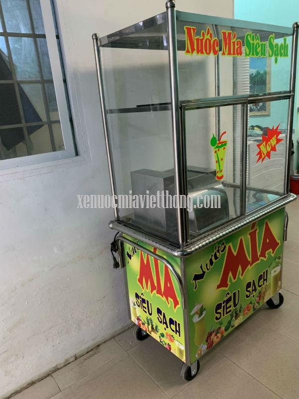 Xe nước mía siêu sạch Việt Thống